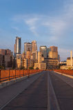 Minneapolis Royalty Free Stock Photos