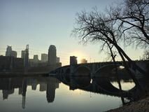 minneapolis Royaltyfria Bilder