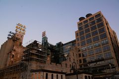 Minneapolis - cidade do moinho fotos de stock royalty free