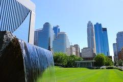 Minneapolis del centro Fotografia Stock