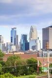 Minneapolis Downtown, Minnesota. Stock Images