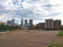 Minneapolis du centre Photo stock