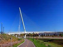 Minneapolis-MidtownGreenwaybrücke oder Sabo Olav b Lizenzfreies Stockfoto