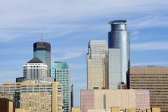 Minneapolis, Minnesota Royalty Free Stock Images