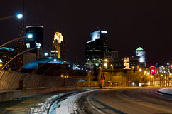 Minneapolis Minnesota Royalty Free Stock Photos