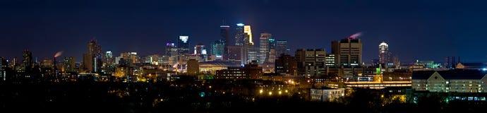 Minneapolis Minnesota East royalty free stock photos