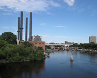 Minneapolis Mississippi Stock Photos