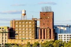 Minneapolis, MN, historic buildings near downtown Stock Photos