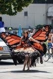 Minneapolis, Mn, LGBT Pride Parade 2013 stock foto