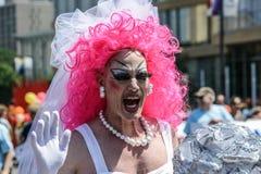 Minneapolis, MN, LGBT Pride Parade 2013 Stock Image