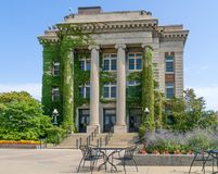 Morrill Hall on the Campus of the University of Minnesota Royalty Free Stock Photography