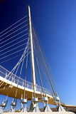 Minneapolis Sabo Olav bridge. Or Midtown Greenway bridge Royalty Free Stock Images
