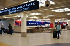 The Minneapolis-Saint Paul International Airport (MSP) Royalty Free Stock Images