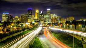 Minneapolis Skyline Stock Photos