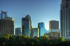 Minneapolis van de binnenstad Minnesota Royalty-vrije Stock Afbeeldingen
