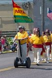 Minneapolis Zuhrah Shriners at Mendota Parade Stock Photo