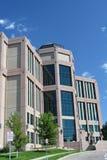 Minnehaha County domstolsbyggnad South Dakota royaltyfria bilder
