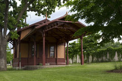 Minnehaha Depot Museum Royalty Free Stock Photos