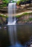 Minnehaha Falls Royalty Free Stock Images