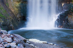 Minnehaha Falls. Stock Photos