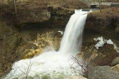 Minnehaha Falls Royalty Free Stock Photos