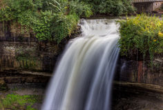 Minnehaha Falls Royalty Free Stock Photo