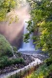 Minnehaha Falls Arkivbild