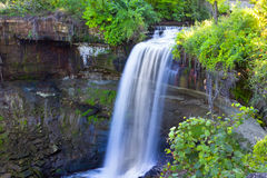 Minnehaha Falls Stock Photos