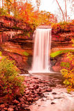 Minnehaha Falls Royalty Free Stock Photography