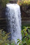 Minnehaha Falls Stock Photo