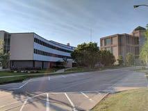 Minnehaha okręgu administracyjnego administracja i gmachów sądu budynki Fotografia Royalty Free
