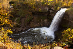 Minnehaha Waterfall Stock Images