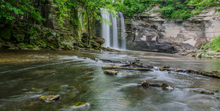 Minneopa state park Royalty Free Stock Images