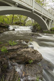 Minneopa Upper Falls Royalty Free Stock Photography