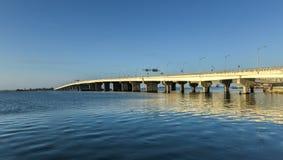 Minnes- bro för arga fjärdveteran Royaltyfri Bild