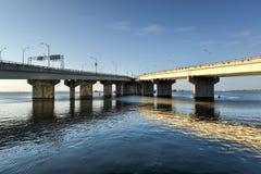 Minnes- bro för arga fjärdveteran Royaltyfria Bilder