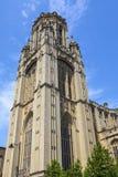 Minnes- byggnad f?r Wills i Bristol royaltyfri fotografi