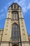 Minnes- byggnad f?r Wills i Bristol arkivfoton