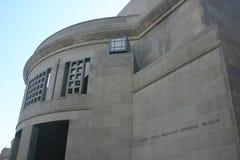 minnes- förenade museumtillstånd för förintelse Arkivbilder