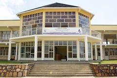 Minnes- mitt för Murambi folkmord, Rwanda Arkivfoto