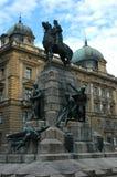 minnes- monument Arkivbilder