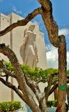 minnes- monumentnational för kyrkogård Royaltyfri Bild