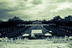 minnes- nationell shek för chiangkorridorkai Arkivbilder
