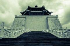 minnes- nationell shek för chiangkorridorkai Arkivbild