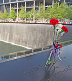 9/11 minnes- Park Royaltyfri Foto