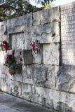 Minnes- platta Royaltyfria Bilder