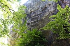Minnes- underteckna in Bastai arkivbild