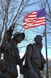 Minnes- Vietnam veteran Royaltyfri Foto