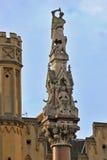 Minnes- Westminster forskare royaltyfri foto