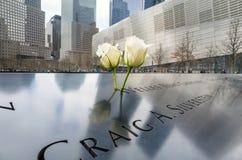 minnesmärke 9 11 Arkivbilder